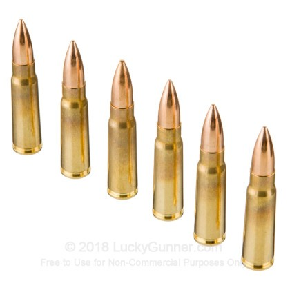 Image 4 of Fiocchi 7.62X39 Ammo