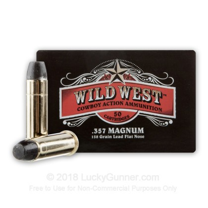 Image 1 of Sellier & Bellot .357 Magnum Ammo