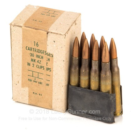Image 2 of Pakistani Surplus .30-06 Ammo
