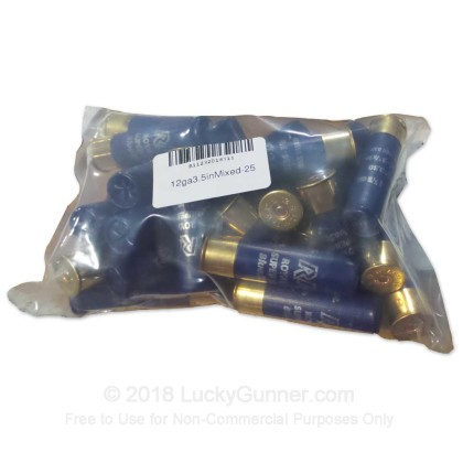 Image 1 of Mixed 12 Gauge Ammo