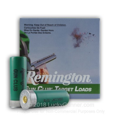 Image 4 of Remington 12 Gauge Ammo