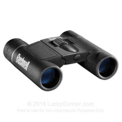 Large image of Bushnell Powerview Compact Binoculars - 8x - 21mm - 7 oz - 132514 - Black - In Stock - Luckygunner.com