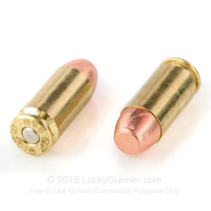 Image 6 of Blazer Brass .40 S&W (Smith & Wesson) Ammo