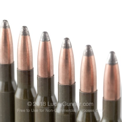 Image 4 of Brown Bear 7.62x54r Ammo