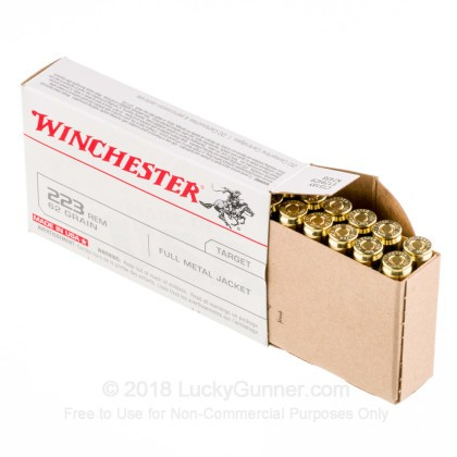 Image 3 of Winchester .223 Remington Ammo