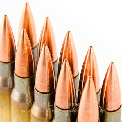 Image 5 of ZQI Ammunition .308 (7.62X51) Ammo