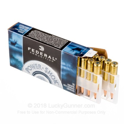Image 3 of Federal 7mm Remington Magnum Ammo