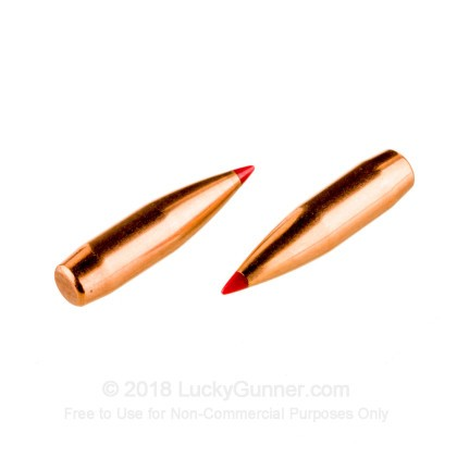 "Large image of Bulk 30 Cal (.308"") Bullets for Sale - 178 Grain ELD Match Bullets in Stock by Hornady - 100"