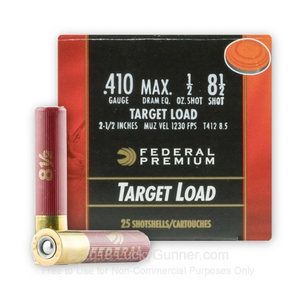 Image 1 of Federal 410 Gauge Ammo