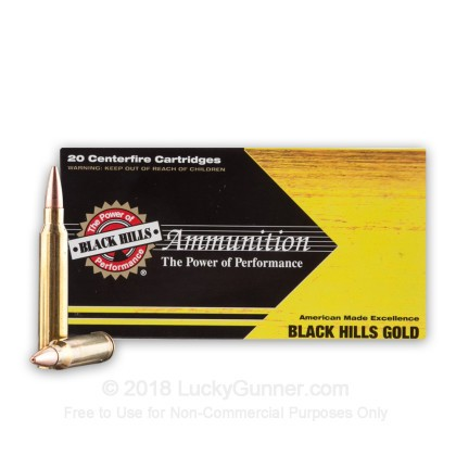 Image 2 of Black Hills Ammunition .243 Winchester Ammo