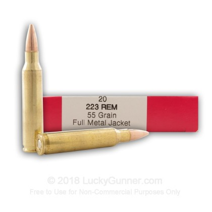Image 1 of BVAC .223 Remington Ammo