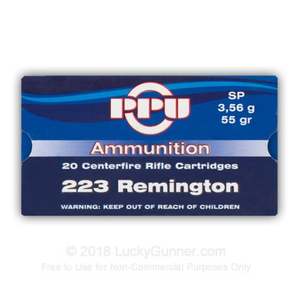 Image 11 of Prvi Partizan .223 Remington Ammo