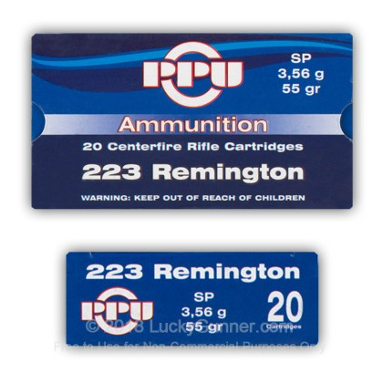 Image 10 of Prvi Partizan .223 Remington Ammo