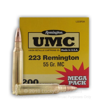 Image 8 of Remington .223 Remington Ammo