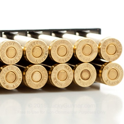 Image 9 of Hornady .223 Remington Ammo