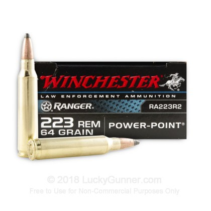 Image 1 of Winchester .223 Remington Ammo