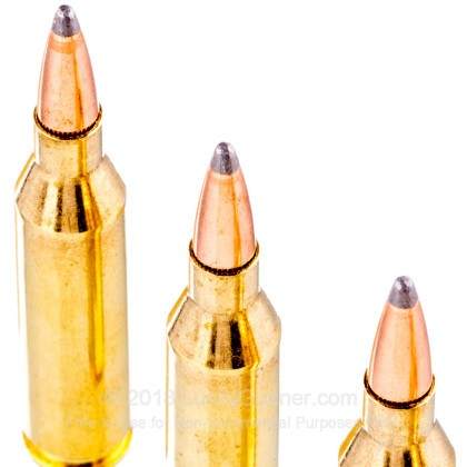 Large image of Cheap .243 Ammo For Sale - 100 Grain Soft Point Ammunition in Stock by Fiocchi Perfecta - 20 Rounds