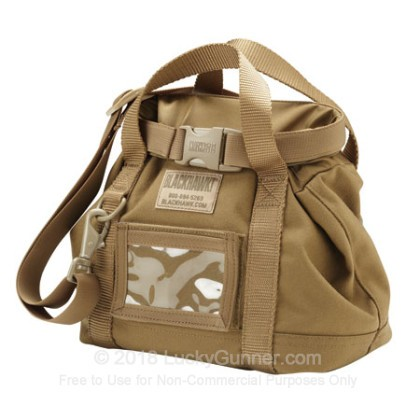 Large image of Blackhawk 30 Caliber Ammo Bag For Sale - Coyote Tan