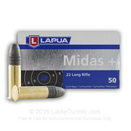 Image 1 of Lapua .22 Long Rifle (LR) Ammo