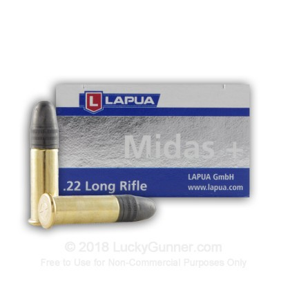 Image 2 of Lapua .22 Long Rifle (LR) Ammo