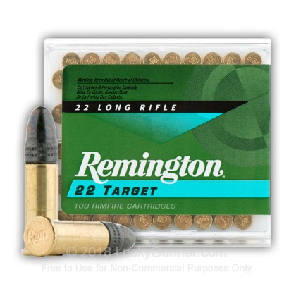 Image 9 of Remington .22 Long Rifle (LR) Ammo