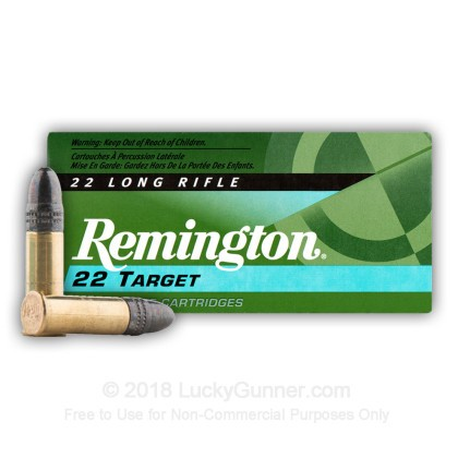 Image 4 of Remington .22 Long Rifle (LR) Ammo