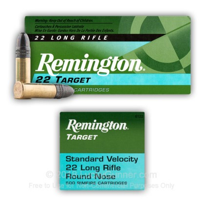 Image 11 of Remington .22 Long Rifle (LR) Ammo