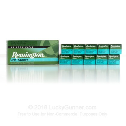 Image 12 of Remington .22 Long Rifle (LR) Ammo