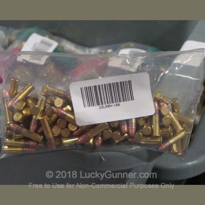 Image 1 of Mixed .22 Long Rifle (LR) Ammo