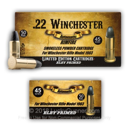 Image 12 of Aguila .22 Winchester Automatic Ammo