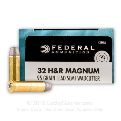 Image 1 of Federal .32 H&R Magnum Ammo