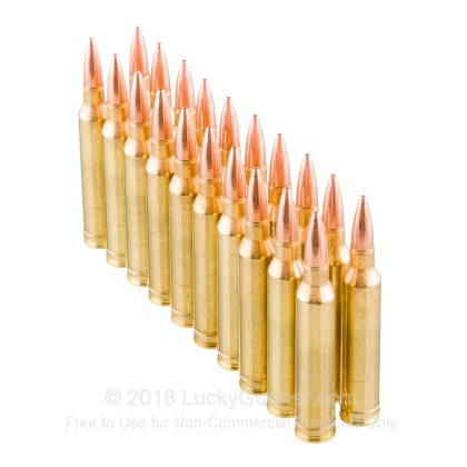 Image 4 of Barnes 7mm Remington Magnum Ammo