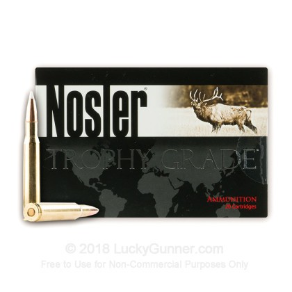Image 2 of Nosler Ammunition .30-06 Ammo