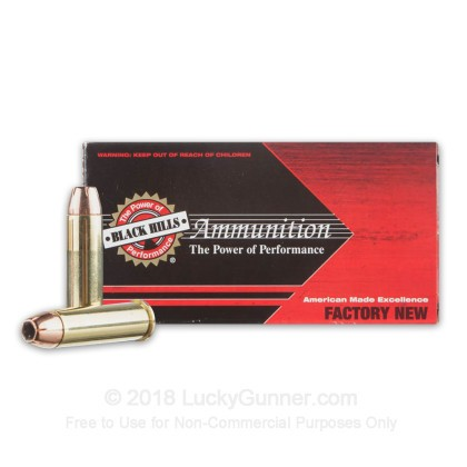 Image 2 of Black Hills Ammunition .357 Magnum Ammo