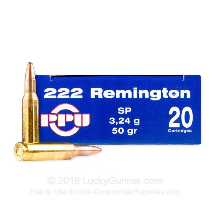 Image 1 of Prvi Partizan .222 Remington Ammo