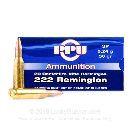 Image 2 of Prvi Partizan .222 Remington Ammo