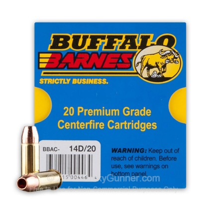 Image 2 of Buffalo Bore .44 Special Ammo