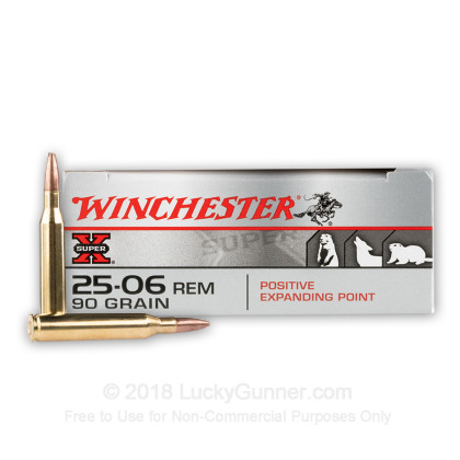 Image 2 of Winchester .25-06 Ammo