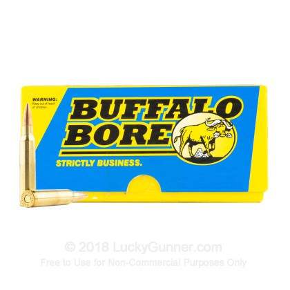 Image 2 of Buffalo Bore .223 Remington Ammo