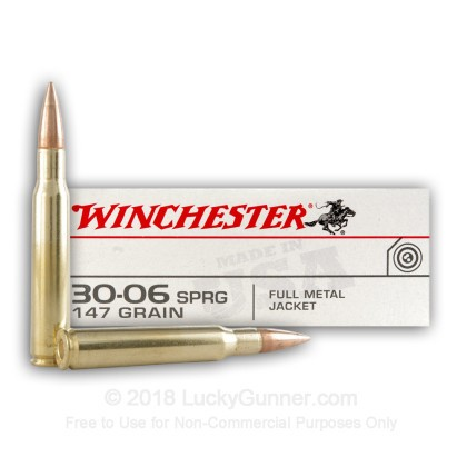 Image 5 of Winchester .30-06 Ammo