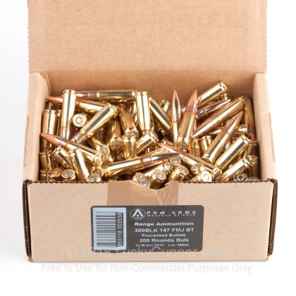 Image 5 of PNW Arms .300 Blackout Ammo
