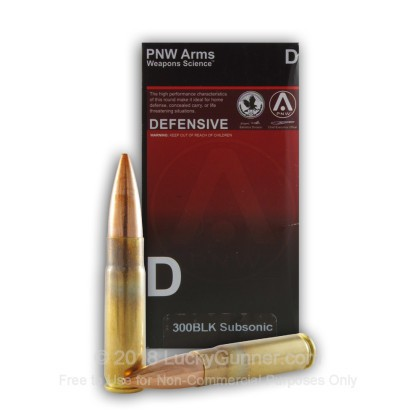 Image 2 of PNW Arms .300 Blackout Ammo
