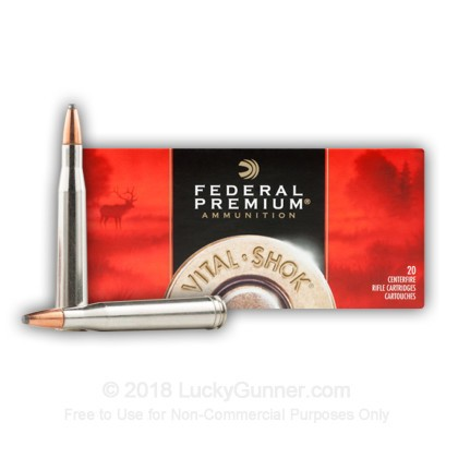 Image 3 of Federal .300 H&H Magnum Ammo