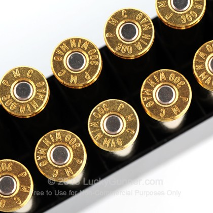 Image 5 of PMC .300 Winchester Magnum Ammo