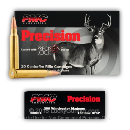Image 2 of PMC .300 Winchester Magnum Ammo