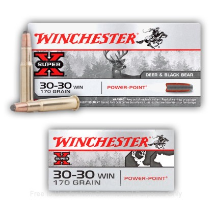Image 15 of Winchester .30-30 Winchester Ammo