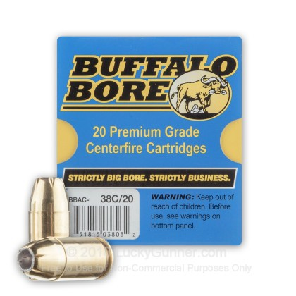 Image 2 of Buffalo Bore .45 GAP Ammo