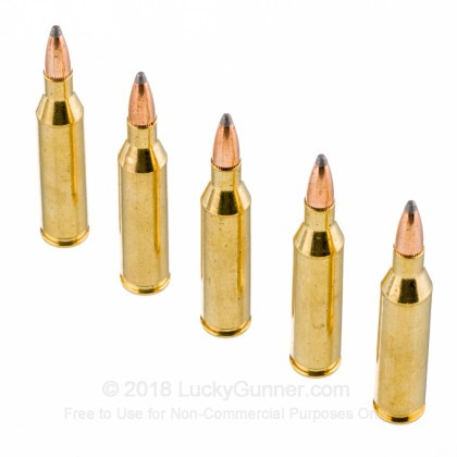 Large image of Bulk 243 Ammo For Sale - 80 gr SP - Federal Power-Shok Ammo Online - 200 Rounds