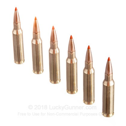 Image 4 of Hornady 7mm-08 Remington Ammo