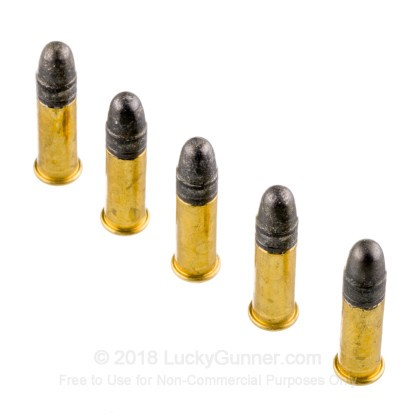 Image 4 of Sellier & Bellot .22 Long Rifle (LR) Ammo
